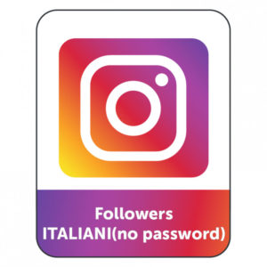 acquistare followers instagram ialiani