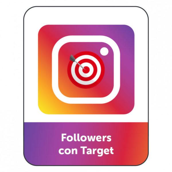 follower instagram italiani in target